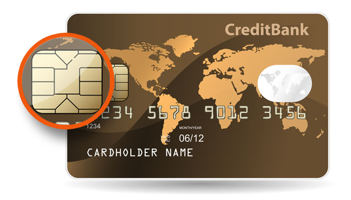 credit card emv security