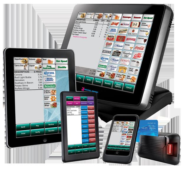 Leebro pos digital dining pos system
