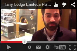 Tarry Lodge Pizza YouTube Video