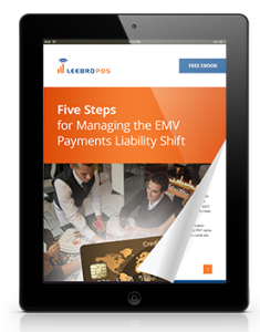 five steps for managing the emv payments liability shift free ebook