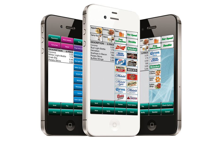 achieve with iOS devices as point of sale for mobility with Leebro POS