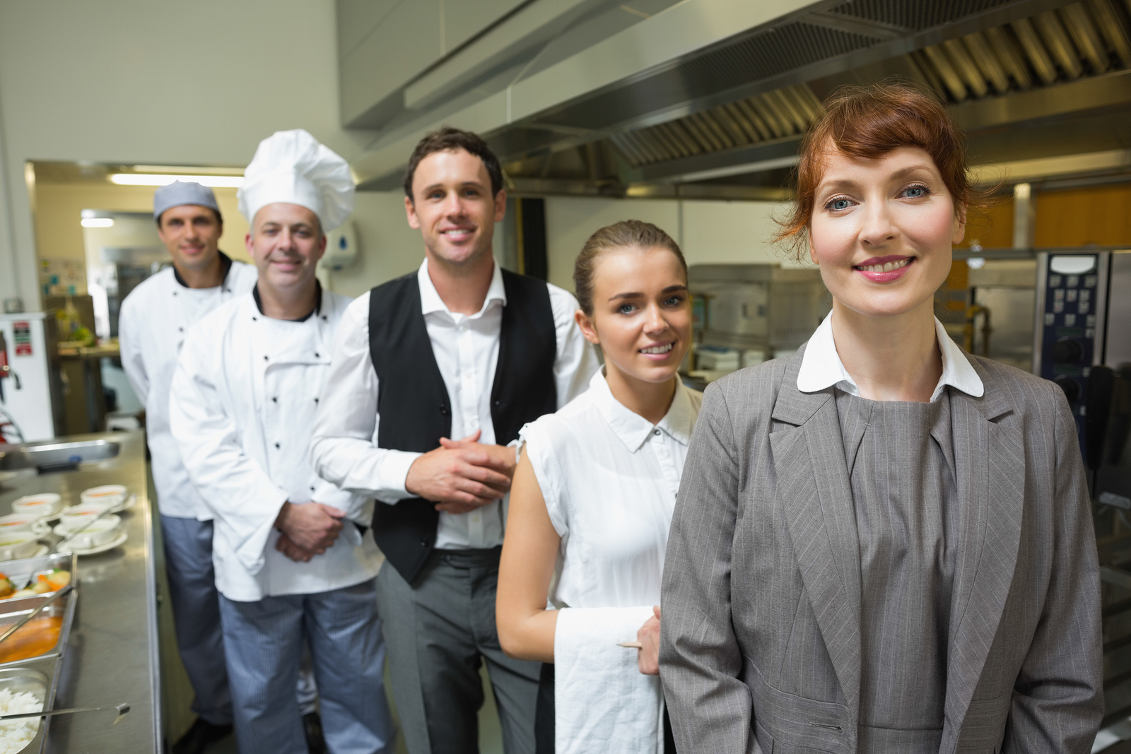 learn some great advice for managing restaurant staff