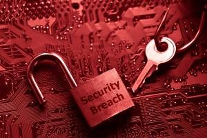 security breach concept