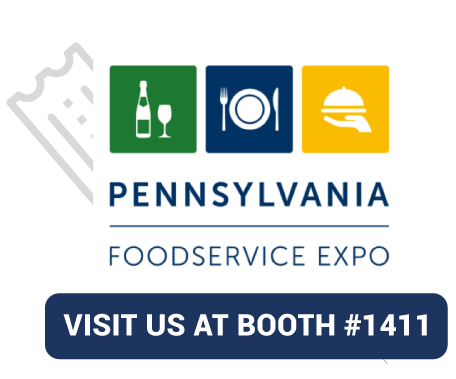 pa food expo booth 1411
